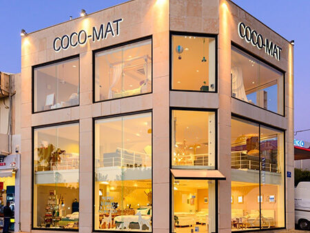 COCO-MAT, Λ. Κνωσσού, Ηράκλειο Κρήτης